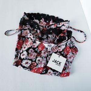 Jack by BB Dakota! Floral Blouse!